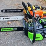 Best Electric Chainsaw Of 2021 Under $100, $200, $300, $500 - Reviews & Buying Guide