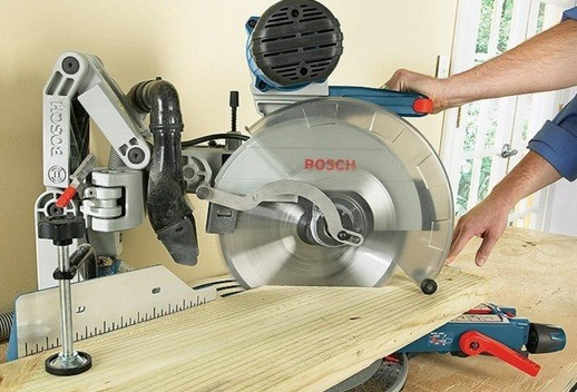 A common miter saw