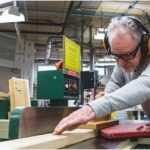 Table Saw: Ear & Eye Protection